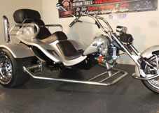 Boom Chopper 4i-1600cc Injection Trike 2004